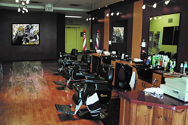 Barber Shop Decorating Ideas Joy Studio Design Gallery Best Design