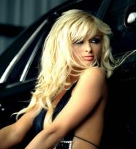 Paris Hilton Ad